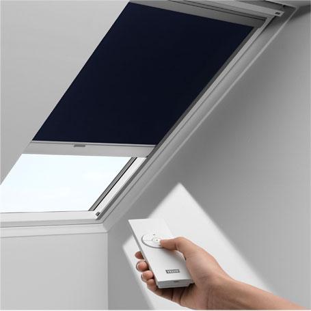 velux verdunkelungsrollo solar dsl s08 premium l decke shop. Black Bedroom Furniture Sets. Home Design Ideas