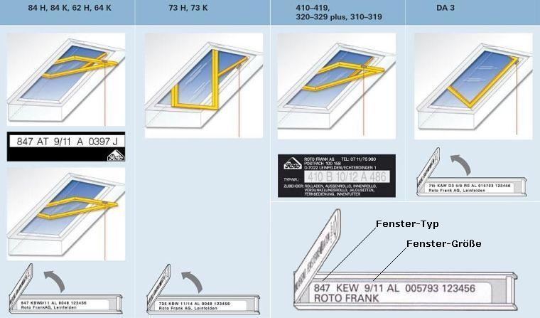 roto rollladen kurbel zro m 6 11 l decke shop. Black Bedroom Furniture Sets. Home Design Ideas