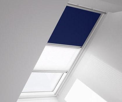 Velux set verdunkelungsrollo faltstore dfd sk06 standard - Verdunkelungsrollo fur dachfenster ...