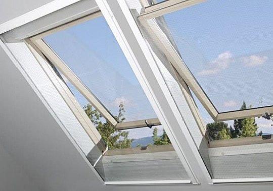 fakro insektenschutzrollo ams bis 78x240cm l decke shop. Black Bedroom Furniture Sets. Home Design Ideas