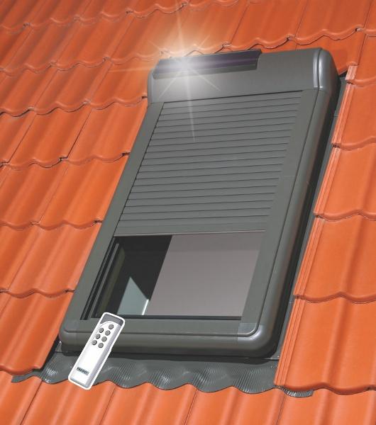 Fakro Rollladen ARZ Solar 55x 78 1630