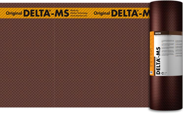 Dörken Noppenbahn DELTA-MS (30qm) 4128
