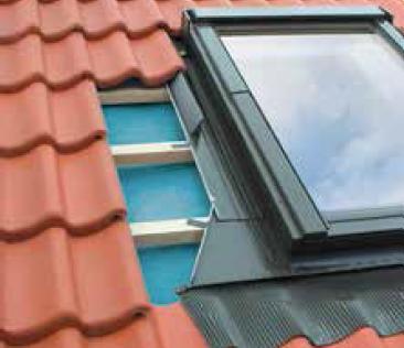Dachfenster Eindeckrahmen