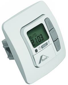 Roto Zeitschaltuhr 24V 460